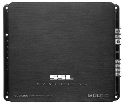 New Boss R3004 1200 Watts Riot 2 ohm 4-Channel Class-A//B Car Audio Amplifiers