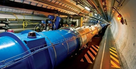 'Indisputable' Proof Of A New Four-Quark Particle | No Such Thing As The News | Scoop.it