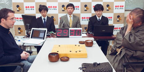 The Mystery of Go, the Ancient Game That Computers Still Can't Win | Enterprise | WIRED | Quantum Quantique | Scoop.it