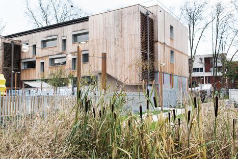 Des bâtiments publics et des écoles en paille : plus écologiques et bien moins chers que le béton   Eco-construction et Eco-conception   Scoop.it