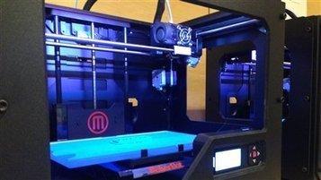 Imprimer en 3D à la bibliothèque à Toronto | ICI.Radio-Canada.ca | BiblioLivre | Scoop.it