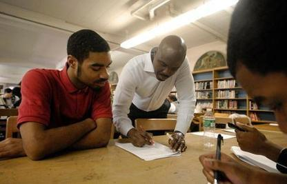 Shareable: Be Me: Black Men Engaged in Sharing and Community | Sustainable Futures | Scoop.it