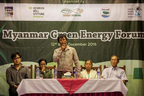 CSOs urge cancellation of coal, large hydro projects | Occupational and Environment Health | Scoop.it