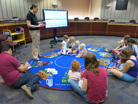 6 Tips for Bringing Tech to Story Time | TechSoup for Libraries | Professional development of Librarians | Scoop.it