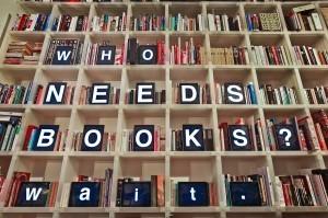 Libros físicos, ¿aún vale la pena tenerlos? (Parte I) | Pizarra Digital | Scoop.it