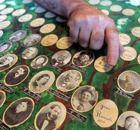 Généalogie : faire revivre   ses ancêtres et leur passé | Rhit Genealogie | Scoop.it
