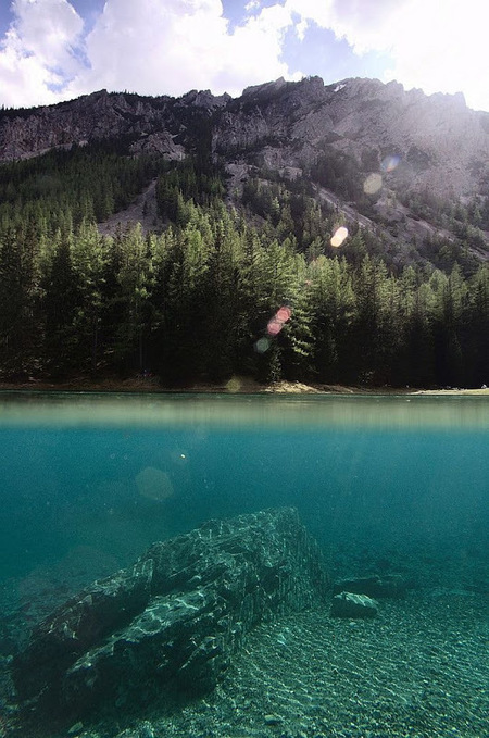 Gruner See, Styria: A Park That Turns Into a Lake in Summer | Amusing Planet | scooping the world | Scoop.it