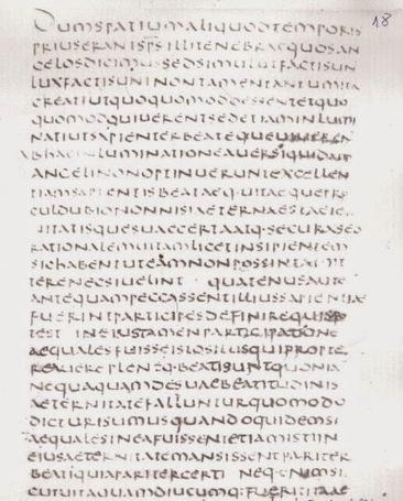 El Món Romà: L'escriptura uncial | Cultura Clásica | Scoop.it