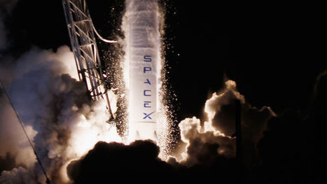 Google (and Friends) Just Invested $1 Billion in SpaceX Internet | Future Visions And Trends! Lead The Way And Innovate. | Scoop.it
