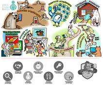 Fiches d'activités sur l'identité et citoyenneté numérique – TacTIC | LibraryLinks LiensBiblio | Scoop.it