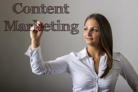 """¿Como hacer marketing de contenidos? - PinkMedia   """"Social Media""""   Scoop.it"""