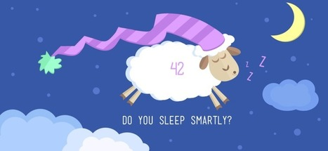 How To Sleep Smartly | Productivity - fighting the chaos | Scoop.it
