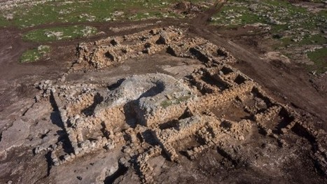 2,700-year-old farmhouse unearthed outside Tel Aviv | Jewish Education Around the World | Scoop.it