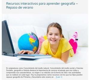 Recursos educativos para repasar este verano - Educación 3.0   Aparejadores Castilla-La Mancha   Scoop.it