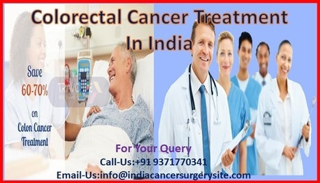 Affordable Colon Cancer Surgery At Mumbai Hospital In India Cancer Surgery Scoop It