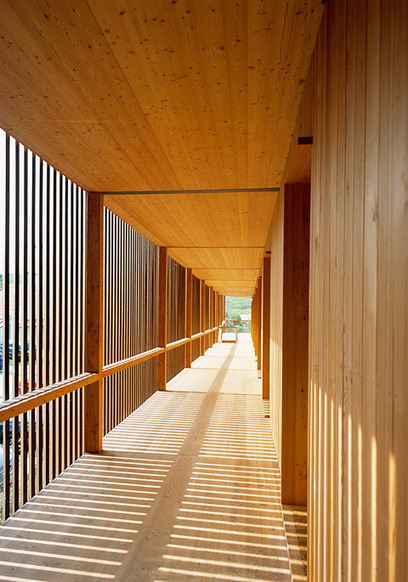 Using wood to reach new heights... | sustainable architecture | Scoop.it