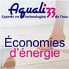 Economies d'énergie par Aqualizz