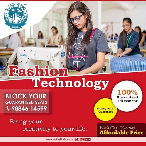 Bsc Fashion Design And Technology In Chennai