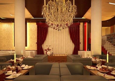 interior design companies in lebanon in building construction