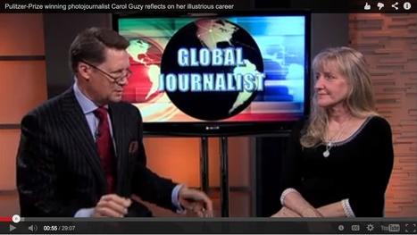 Pulitzer-Prize winning photojournalist Carol Guzy reflects on her illustrious career - Global Journalist Radio | Explore & document the World | Scoop.it