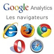 Les navigateurs dans Google Analytics | bloggin' | Scoop.it