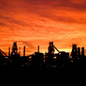 A History of Scunthorpe - Steel Works