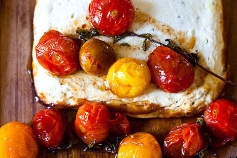 35 Creamy Goat Cheese Recipes | Eco Living, Marketing, News | Scoop.it