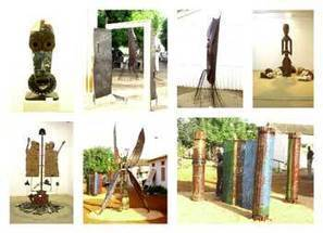 Vernissage de l'exposition du symposium international sur la sculpture africaine : Des œuvres pour exprimer le mal-être de l'Afrique | Le Quotidien (Sénégal) | Kiosque du monde : Afrique | Scoop.it