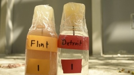 """The Flint water crisis explained (""""polluted water became drinking water when gov't saved money"""") 