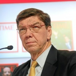 Innovation Excellence   Did Clayton Christensen really just admit he was wrong about innovation?   Innovation and the knowledge economy   Scoop.it