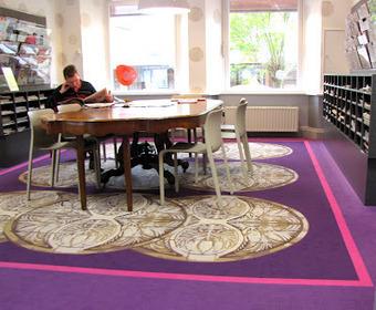Desperate Librarian Housewife: de bibliotheek   Accueil des publics   Scoop.it