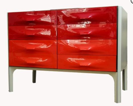 mobilier ann es 50 60 70 si. Black Bedroom Furniture Sets. Home Design Ideas