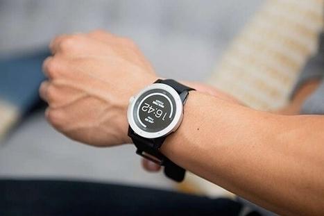Matrix PowerWatch : une montre alimentée par la chaleur du corps | EFFICYCLE | Scoop.it