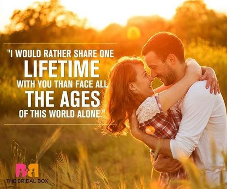 6 One Line Love Quotes For Him That Are Totally