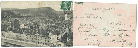 CARTE POSTALE 1909 - Le blog de karineandco.over-blog.fr | K Vidal | Scoop.it