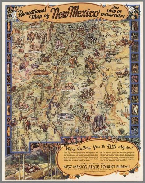 Vintage Infodesign [82]   History & Maps   Scoop.it