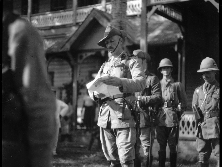 WWI: The battle of Samoa   The New Zealand  Herald   Kiosque du monde : Océanie   Scoop.it