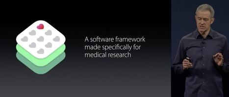 Apple now collecting some ResearchKit data from users for its own research | Macwidgets..some mac news clips | Scoop.it