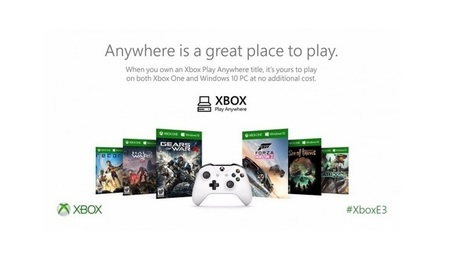 Microsoft's Xbox Play Anywhere Program Launches On September 13 - MSPoweruser   Gadgets - Hightech   Scoop.it