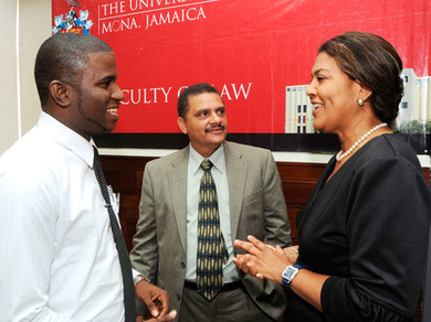 UWI, WIPO collaborate to offer law master's in intellectual property - Jamaica Gleaner | Library Collaboration | Scoop.it
