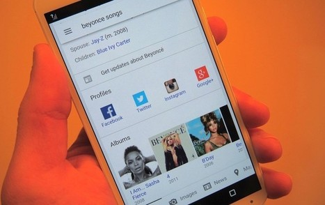 Google Search ora mostra i tweet ei social network di artisti e società - Tutto Android | SEO or not SEO | Scoop.it