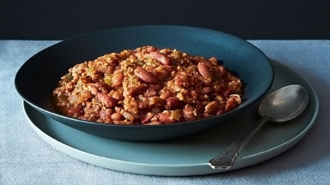 Tempeh-rature rising: Here's a tasty spin on vegan chili | My Vegan recipes | Scoop.it