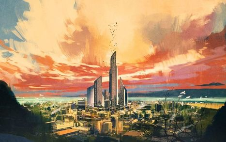 The Future of The 'Smart City' | Smart Cities & The Internet of Things (IoT) | Scoop.it
