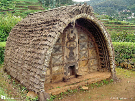 Lloyd's Blog: Bamboo/Thatched Huts in India, Great Vernacular ... | Ecological Construction | Scoop.it