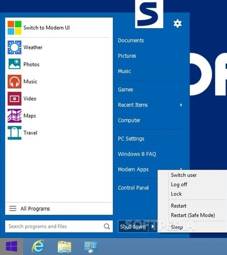 Lectrilotourback page 2 scoop iobit start menu 8 vs start 8 61 fandeluxe Images