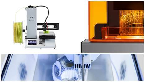 How to Buy a 3D Printer: 3 Essential Questions Answered | All3DP | qrcodes et R.A. | Scoop.it