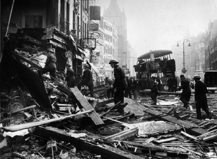 UK riots: looting is nothing new - Londoners even did it during the Blitz | News & Politics | News & Comment | The First Post | History Dept Guernsey Grammar School | Scoop.it