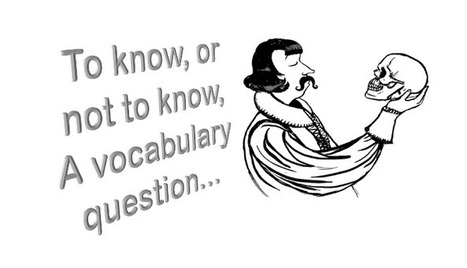 To Know or Not to Know: A Vocabulary Knowledge Question... | Applied Corpus Linguistics to Education | Scoop.it