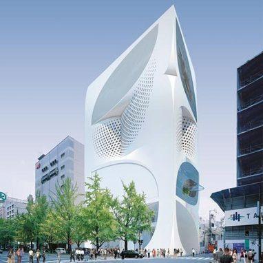 Louis Vuitton Flagship Store | UNStudio - Arch2O.com | ARCHIresource | Scoop.it