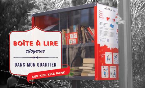 Des boîtes à lire citoyennes | bibliothécaires et bibiothèques | Scoop.it